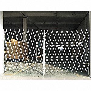 FOLDING GATE OPENING 8-10 FT