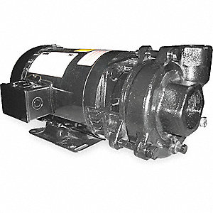 PUMP,CENTRIFUGAL, 2 HP, 3 PH, 230/4
