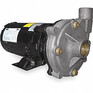 CENTRIFUGAL PUMP,3/4 HP,3PH,208-230