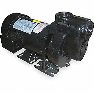CENTRIFUGAL PUMP,3/4HP,1 PH,115/208