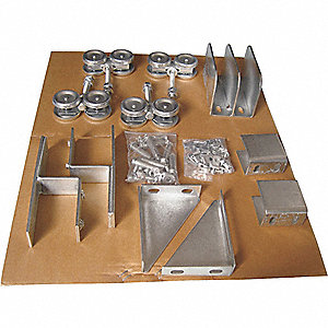 ASSEMBLY HARDWARE,GRAY