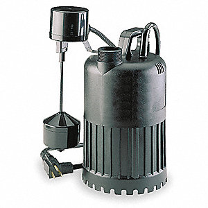 PUMP,SUMP,1/4 HP