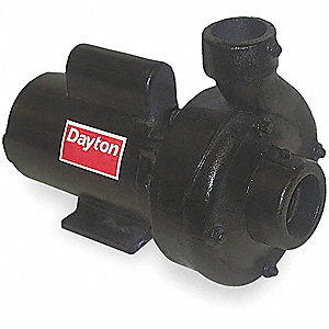 CENTRIFUGAL PUMP,2 HP