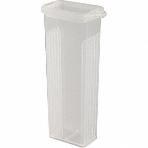 PLASTIC SLIDE BOX,PK25