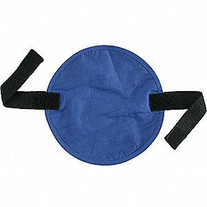 HARD HAT COOLING PAD,BLUE