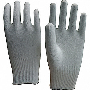 WINTER GLOVE LINERS,WHITE,ONESIZE,P