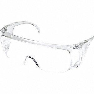 GLASSES OTG UNCOATED CLR LENS ANSI ONLY