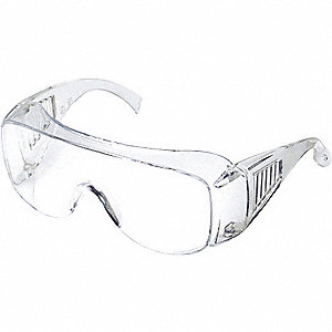 GLASSES OTG CLR FRAME SR CLEAR LENS