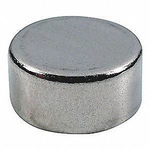 DISC MAG,RARE EARTH,3.5 LB,0.250 IN
