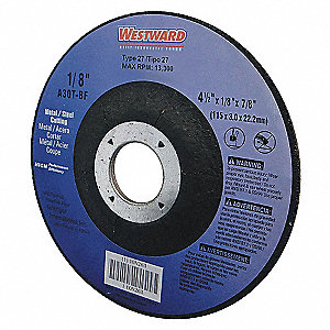 DEPRESSED CENTER WHEEL,T27,9X1/8X7/