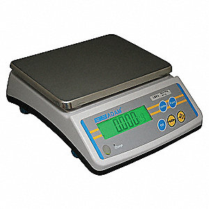 WEIGHING SCALE,SS PLTFRM,6000G/12 L
