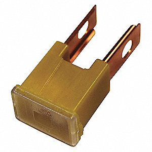 60A FUSE LK MALE-STRAIGHT