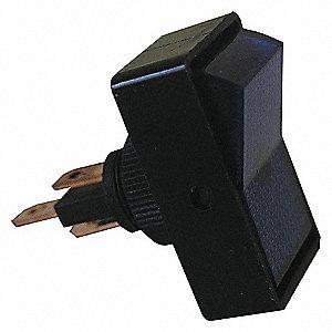 HD BLU ILL ROCKER 12V 16A