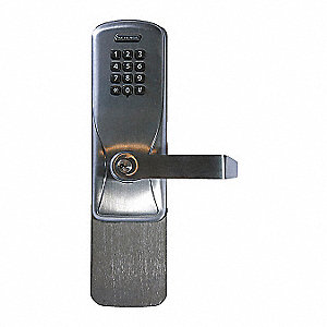 Schlage Electronics Exit Device Trim Series Co100 48 In