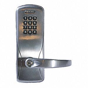 Schlage Electronics Electronic Lock Keypad Lever Sparta