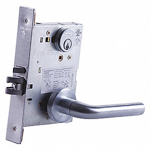 Lever Lockset,Mechanical,Mortise