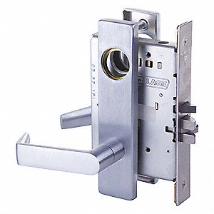 Schlage Schlage Mortise Classroom Sec Lockset Mechanical