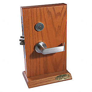 Mortise Lockset,Lever,Storeroom Function