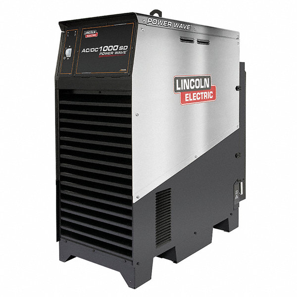 Lincoln electric arc welder 1000a 44v 100 100 ac 1000 dc for Lincoln electric motors catalog