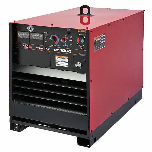 Lincoln electric arc welder 1000a 44v 100 150 1300 dc for Lincoln electric motors catalog