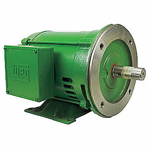 Motor,3/4 HP,3 PH ODP