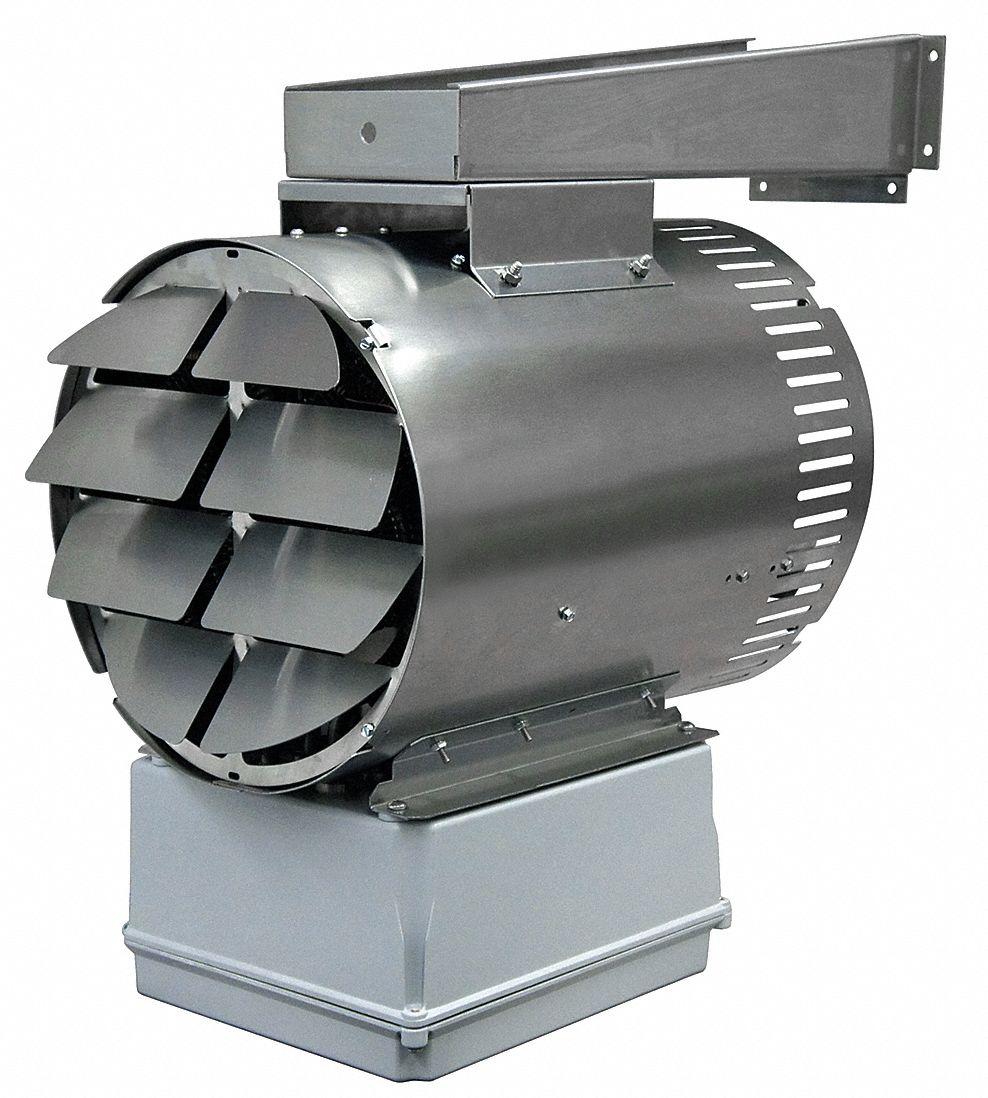 Electric Washdown Heaters