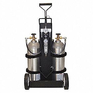 Breathing Air Cylinder Carts - Respiratory - Grainger