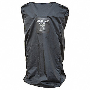 Air Cart Cover, Black, 62inLx25inWx30inD