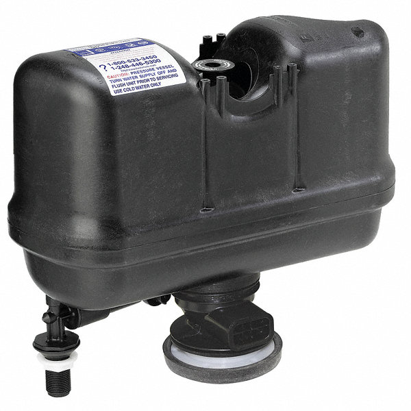 Sloan Flushmate Pressure Assist Flushing System For Use
