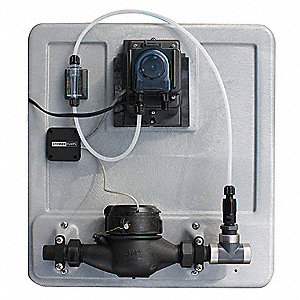 7-1/2, 15 or 30-gal. Pump Mounted Panel System