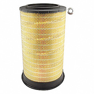 Engine Outer AirFilter,ElementOnly,Round