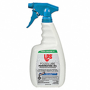 28 oz. Spray Bottle Penetrating Oil, Clear
