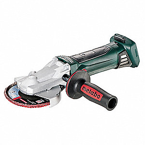 "5"" LTX Cordless Flat Head Grinder, 18.0 Voltage, 8000 No Load RPM, Bare Tool"