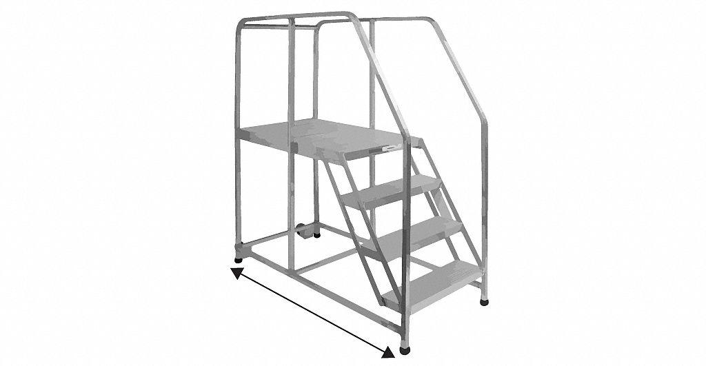Work Platforms Ladders Platforms And Scaffolding