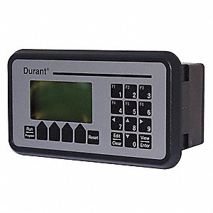 Electronic Counter, Number of Digits:  8, 10 to 30VDC Input Voltage, Fits Panel Cut Out 68 x 138mm