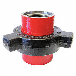 "Union, Threaded, 2"" Pipe Size (Fittings)"