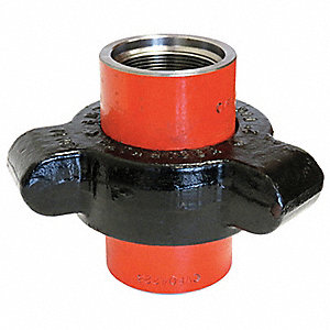 "Union, Threaded, 2"" Pipe Size - Pipe Fitting"