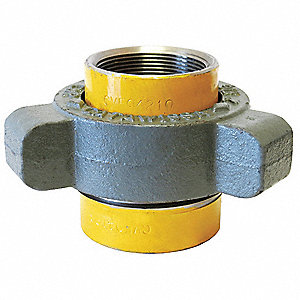 "Union, Threaded, 1"" Pipe Size - Pipe Fitting"