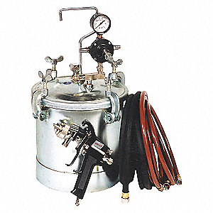 PRESSURE PAINT SPRAY SYSTEM