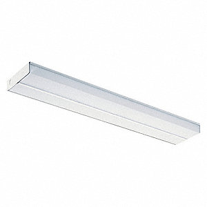 "24-1/2"" x 5"" x 1-3/16"" Hardwired Undercabinet Fixture with Fluorescent Lamp"