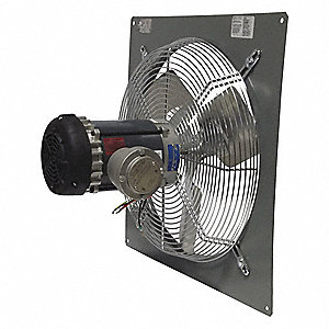 Explosion Proof Fan >> 1 3hp 115 208 230vacv Panel Mounted Explosion Proof Exhaust Fan