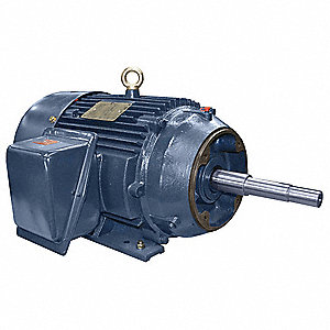 Century 15 hp close coupled pump motor 3 phase 1760 for 15 hp 3 phase motor