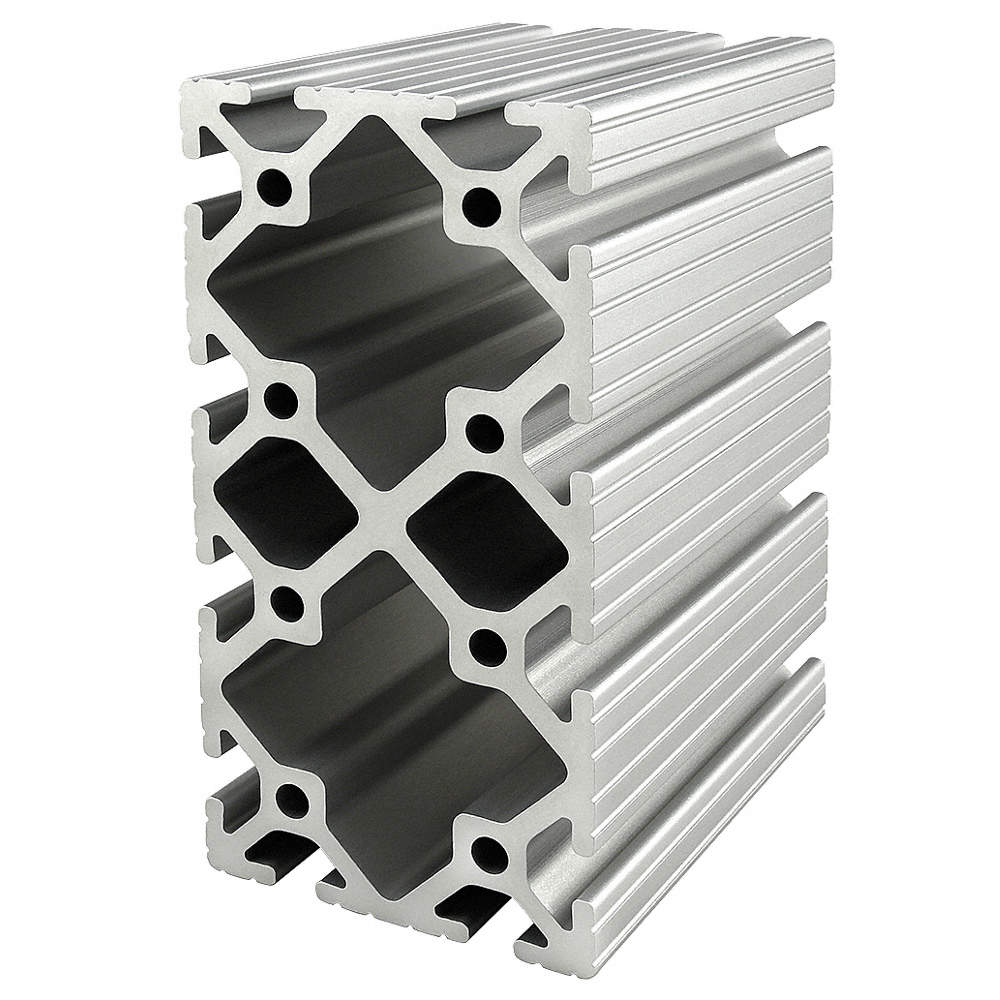 80/20 Framing Extrusion, T-Slotted, 15 Series - 29NZ84|3060-145 ...