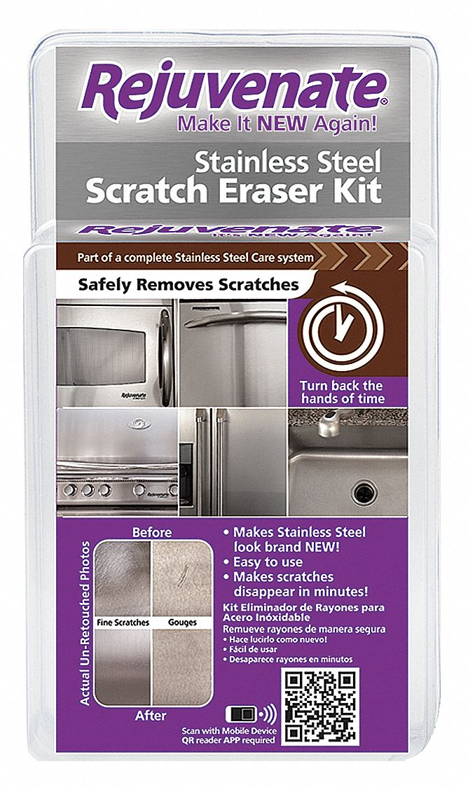 Scratch Eraser,  1 oz,  Box,  Unscented Fragrance,  Liquid, Paste,  Ready to Use,  PK 12