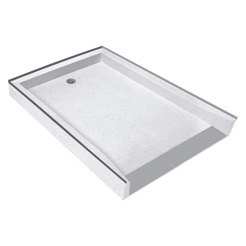 fiat products shower base,terrazzo,48 in. x 70 in. - 29ru51 ... - Terrazzo Shower Base
