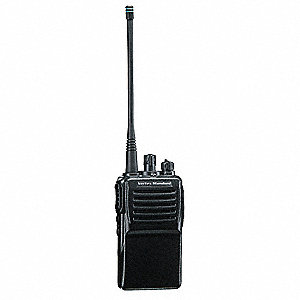 UHF No Display  Portable Two Way Radio, Number of Channels 16