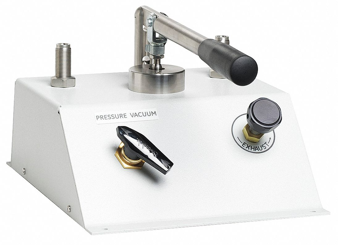 Bench Pressure Calibrators