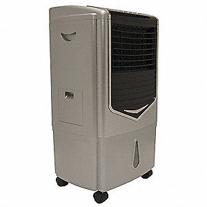 Portable Evaporative Cooler,350 cfm,120V