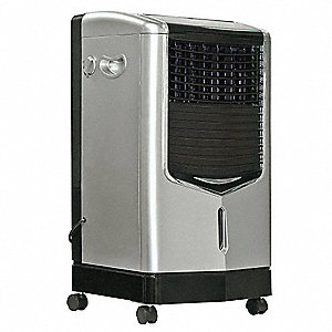 Portable Evaporative Cooler,500 cfm,120V