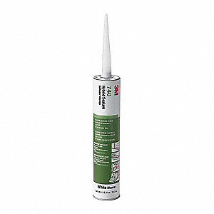 White Sealant, Hybrid, 310mL Cartridge